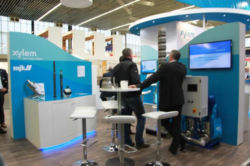 Посещение выставки Aquatech Amsterdam 2013 1