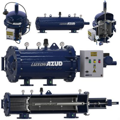 Сетчатые фильтры грязевики AZUD